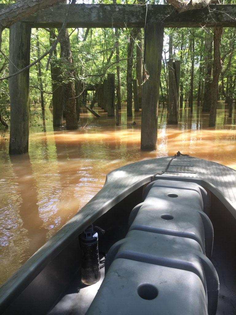 S4 hunting kayak, SC