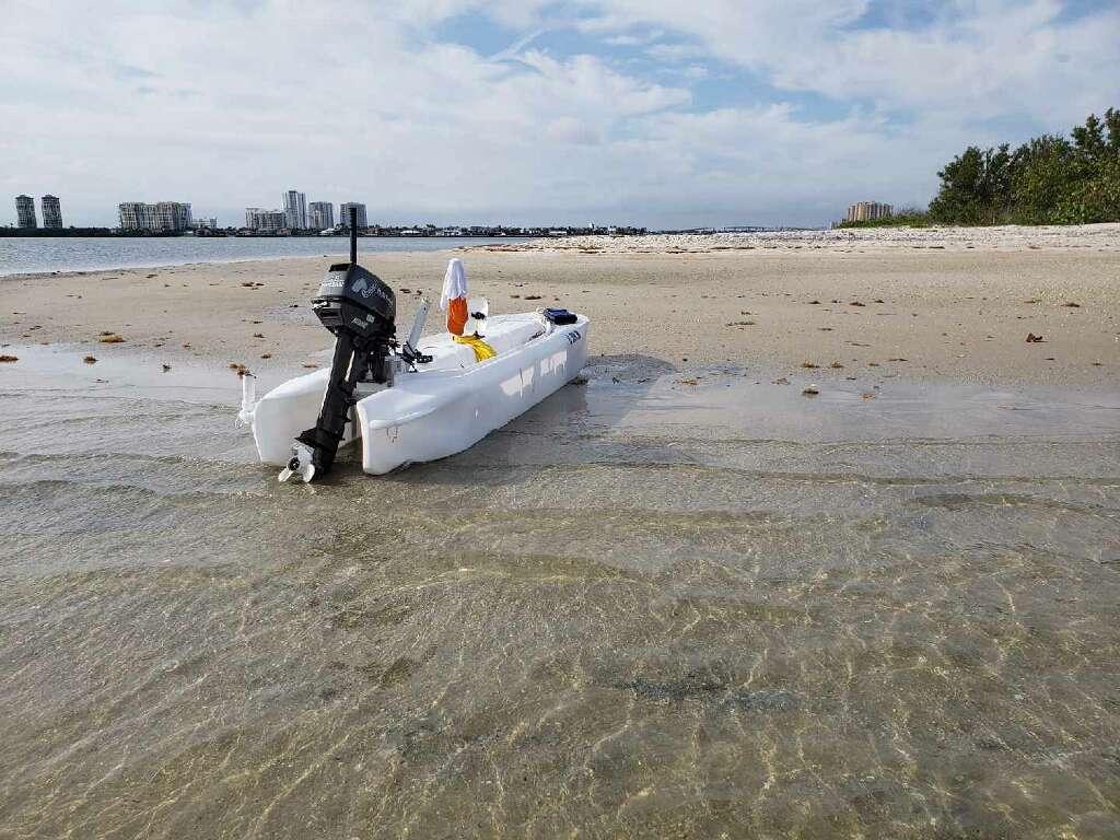 S4 skiff, Florida