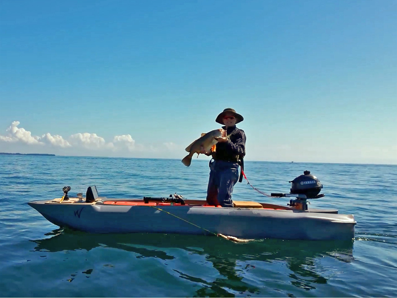 Fishing the great lakes in Canada